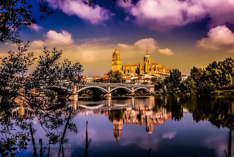 Photograph Salamanca, my hometown by Juan Luis Mayordomo on 500px