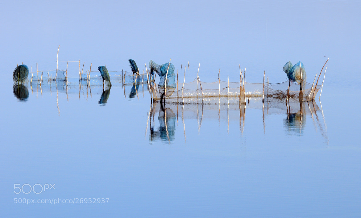 Photograph Traditional fishing by Simák Gergő on 500px
