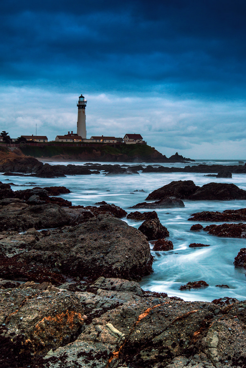 Photograph Pigeon Point Lighthouse by Nae Chantaravisoot on 500px