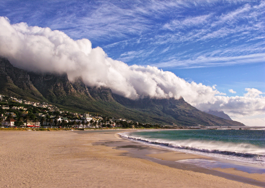 Camps Bay by Frank Bramkamp on 500px.com