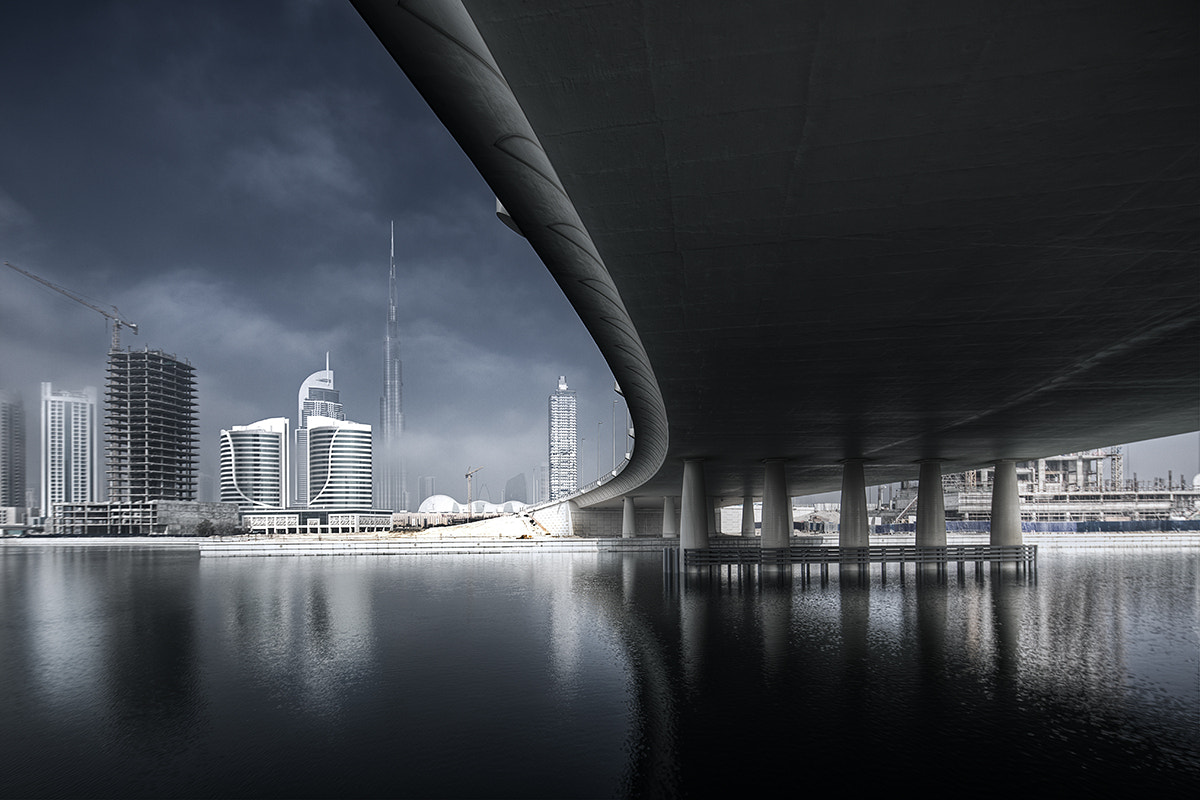 Photograph Bridge to the future by Alisdair Miller on 500px