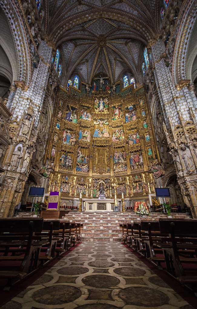 Photograph Catedral de Toledo by Juan José Villarejo on 500px