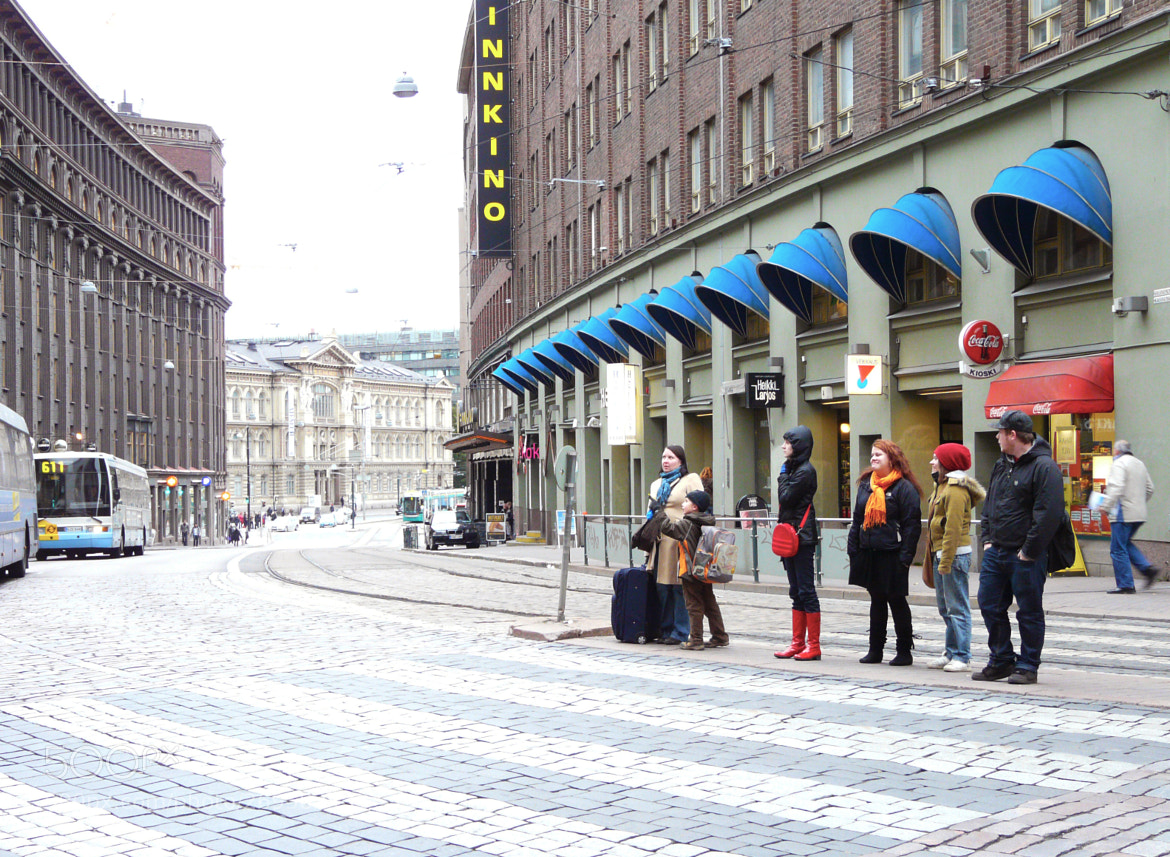 Photograph Walking View - Helsinki, FINLAND by sharon ang on 500px