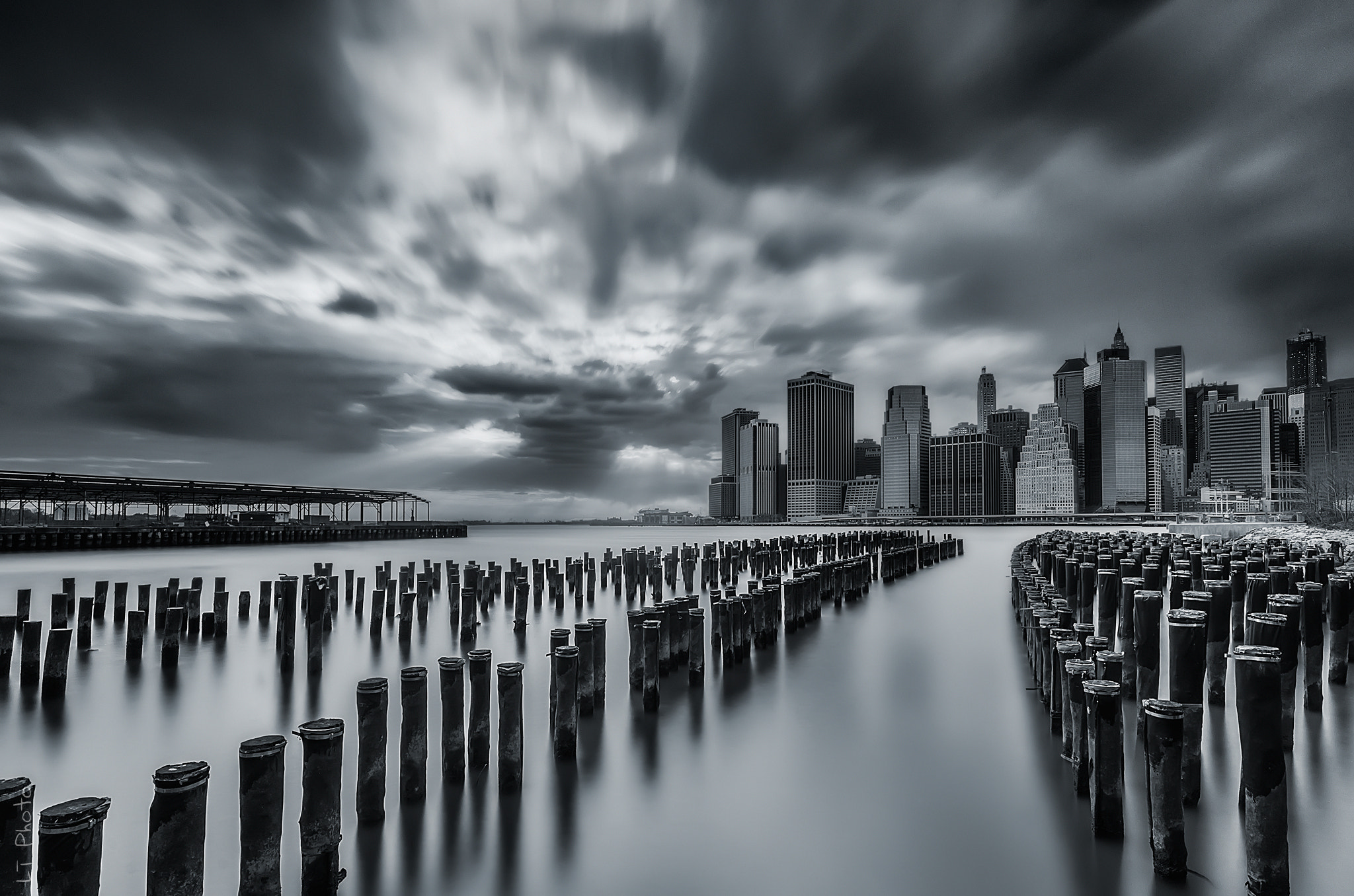 Photograph NYC Skyline by Javier de la Torre on 500px