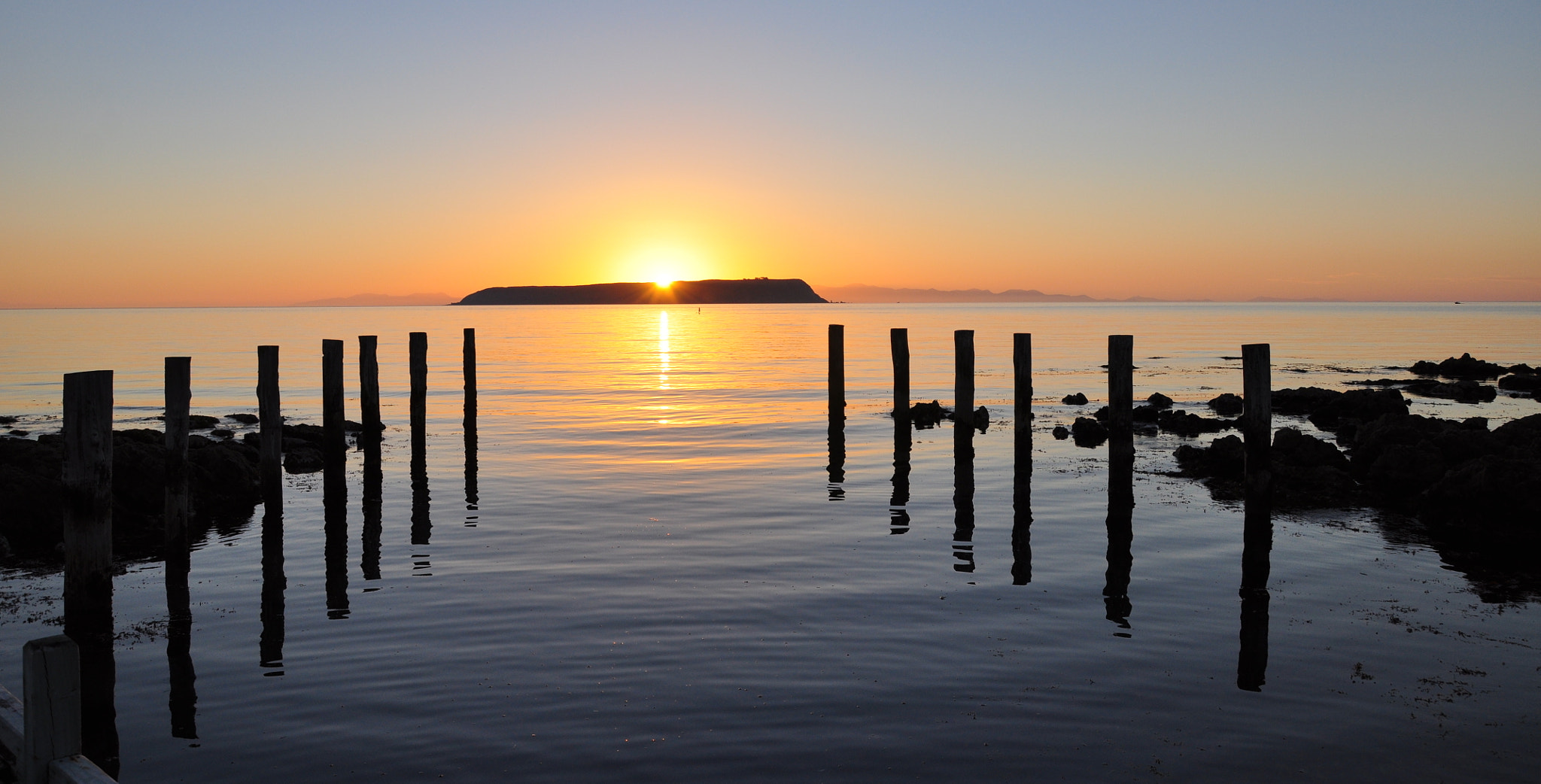 Photograph Sunset at Plimmerton by Kim Anh Mumford on 500px
