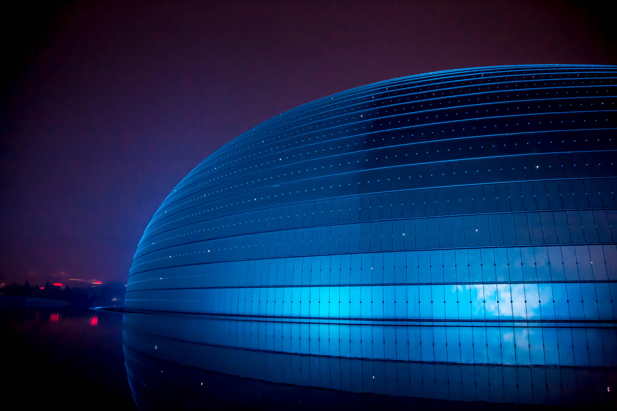 Photograph National Grand Theater by Qi Zhi on 500px