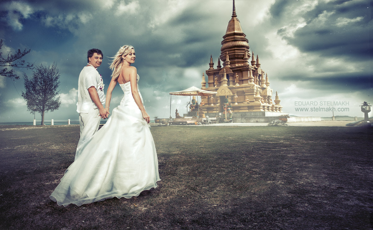 Photograph WEDDING STORY. KOH SAMUI. by Eduard Stelmakh on 500px