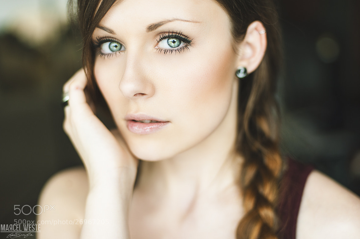 Photograph Lisa by Marcel Weste on 500px