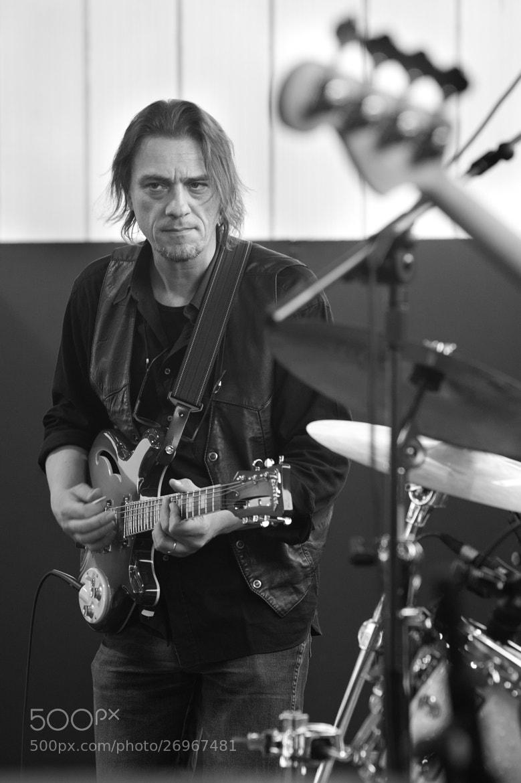 Photograph Guitar Hero by Marco De Luca on 500px