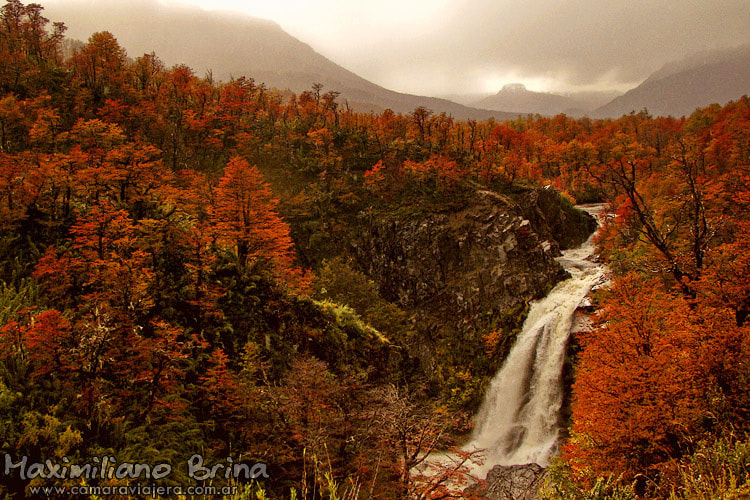 Photograph A glimpse of autumn in Patagonia by Maximiliano Brina on 500px