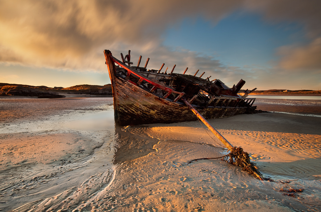 Photograph Eddies Boat III by Gary McParland on 500px