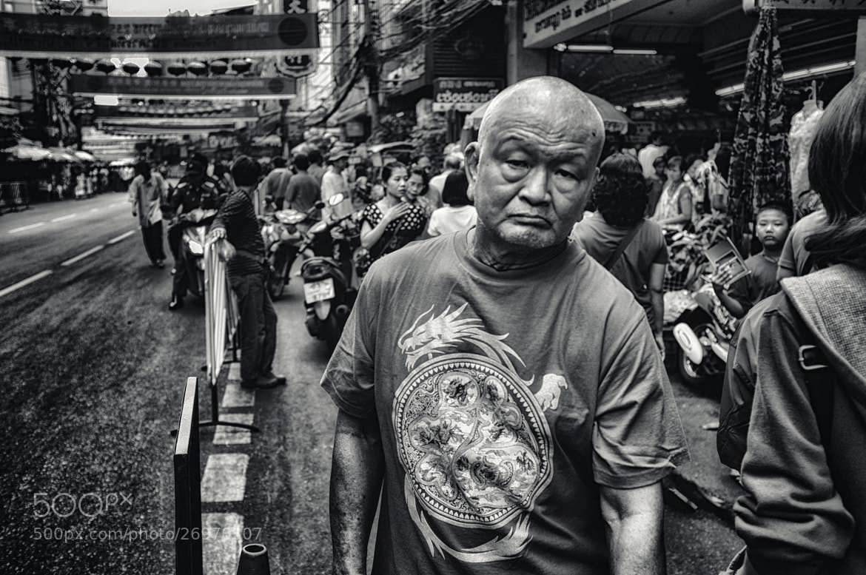 Photograph Street shooting in Bangkok by Matthew Richards on 500px