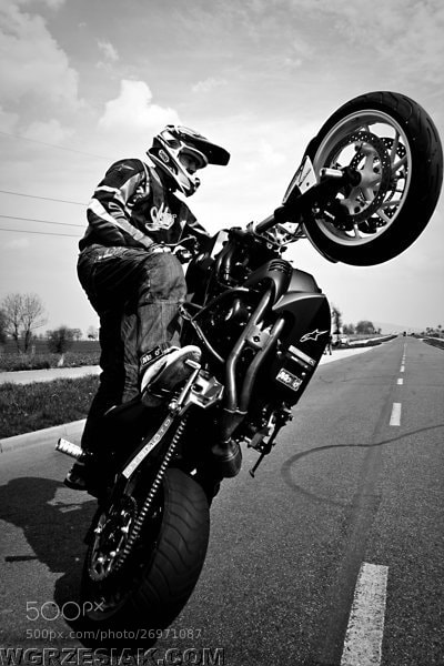 Photograph Stunter by Wojciech Grzesiak on 500px