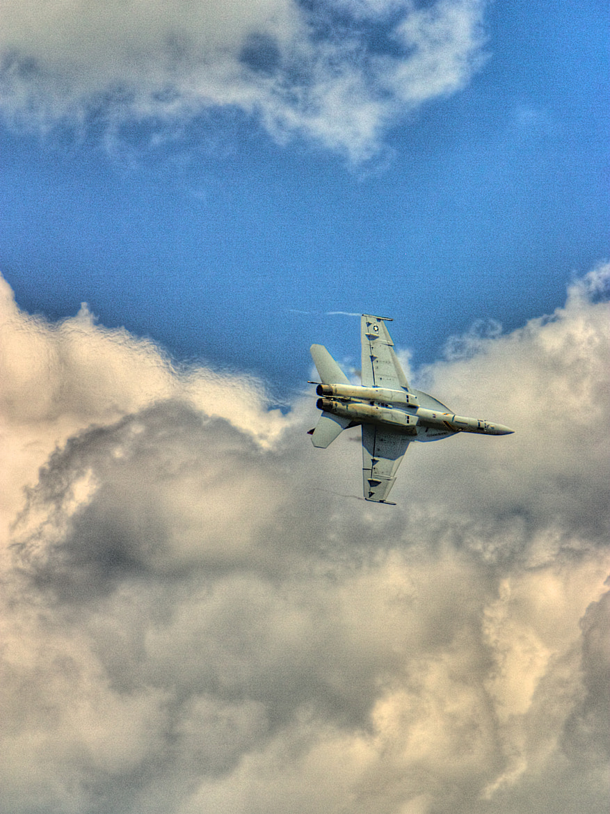 Photograph Super Hornet by Sean O'Connor on 500px