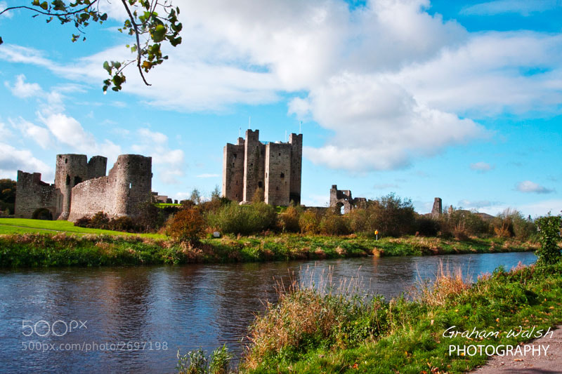 Photograph Trim Castle by Graham Walsh on 500px