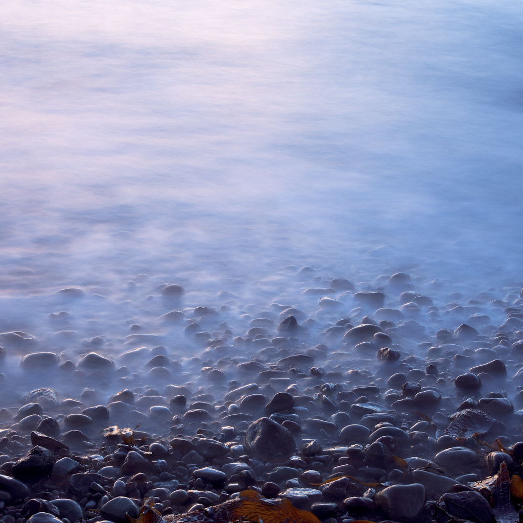 Photograph pebbles on the shore by domi w on 500px
