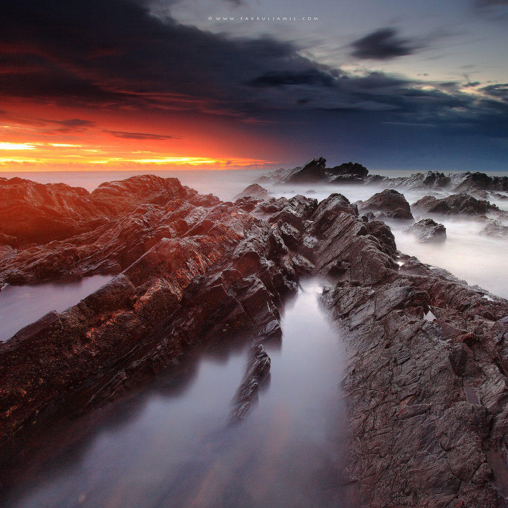 Photograph Rocky Shoreline of Tanjung Jara by Fakrul Jamil on 500px