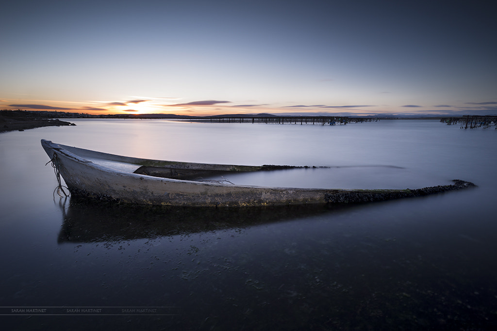 Photograph The last light by Sarah Martinet on 500px