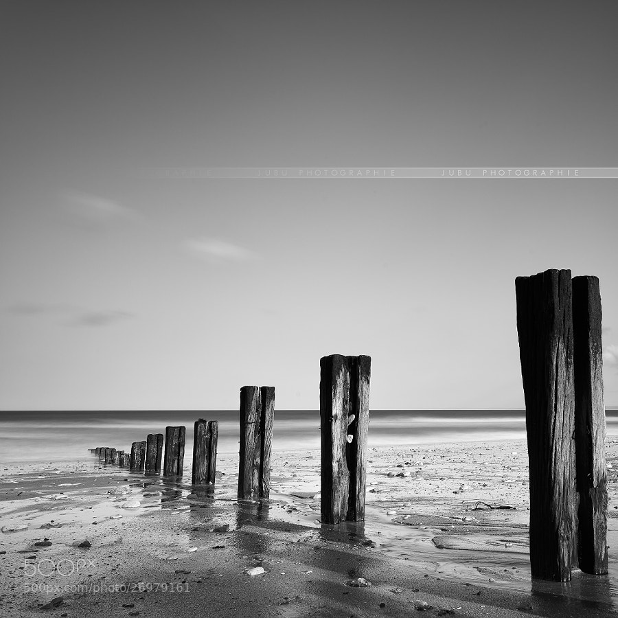 longue exposure at Lion Sur Mer