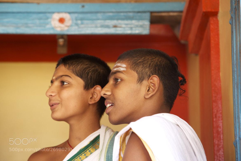 Photograph Ramanathapuram Vedic Scholars by Shyama Priya on 500px