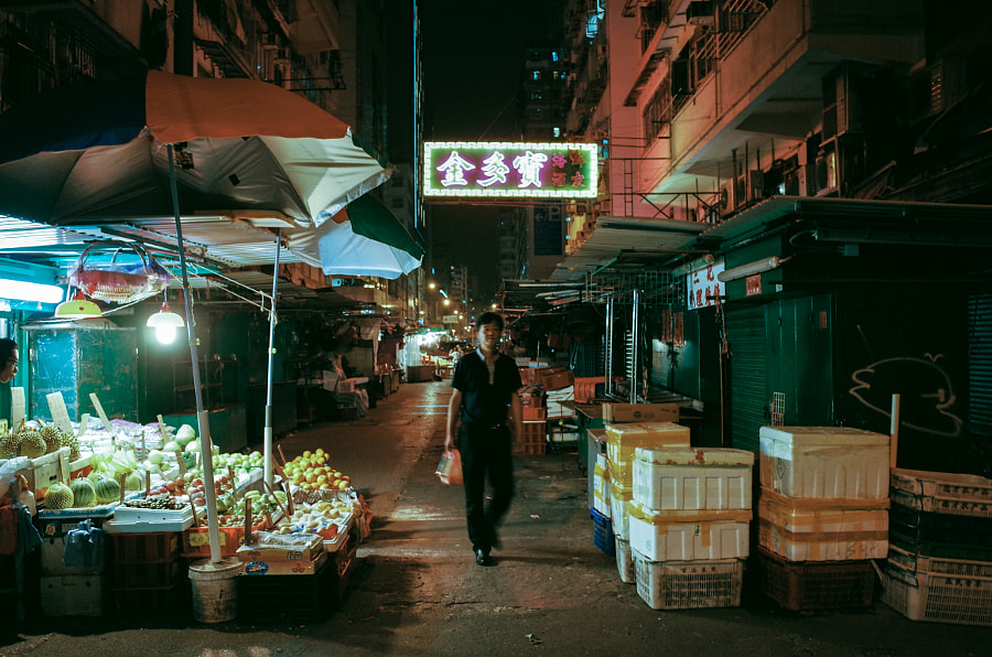 Night Market by Andrew Curry on 500px.com