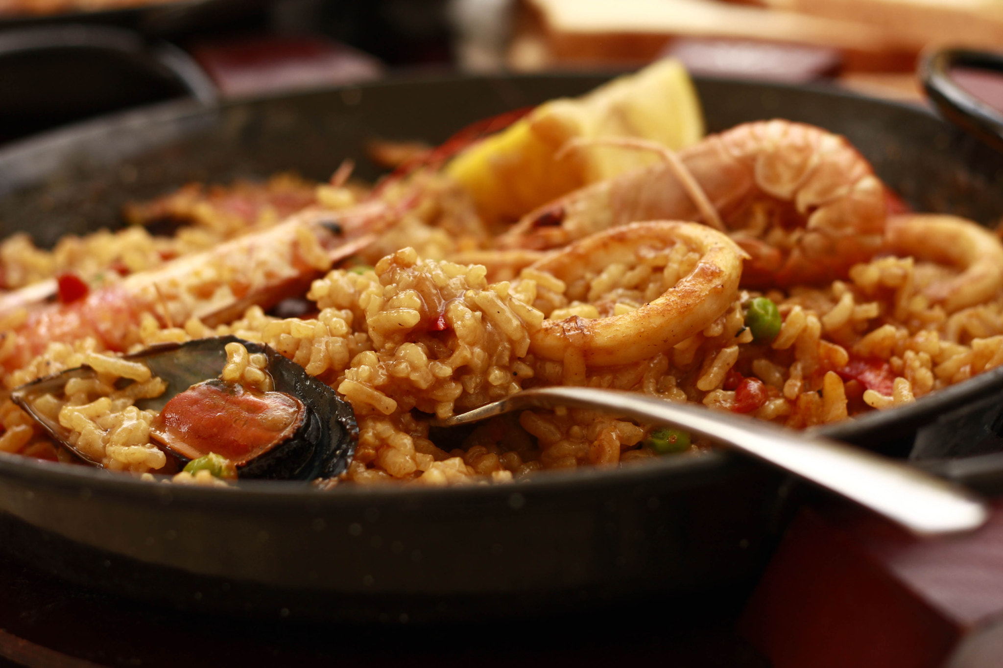 Photograph Paella by Daleska Alcântara on 500px