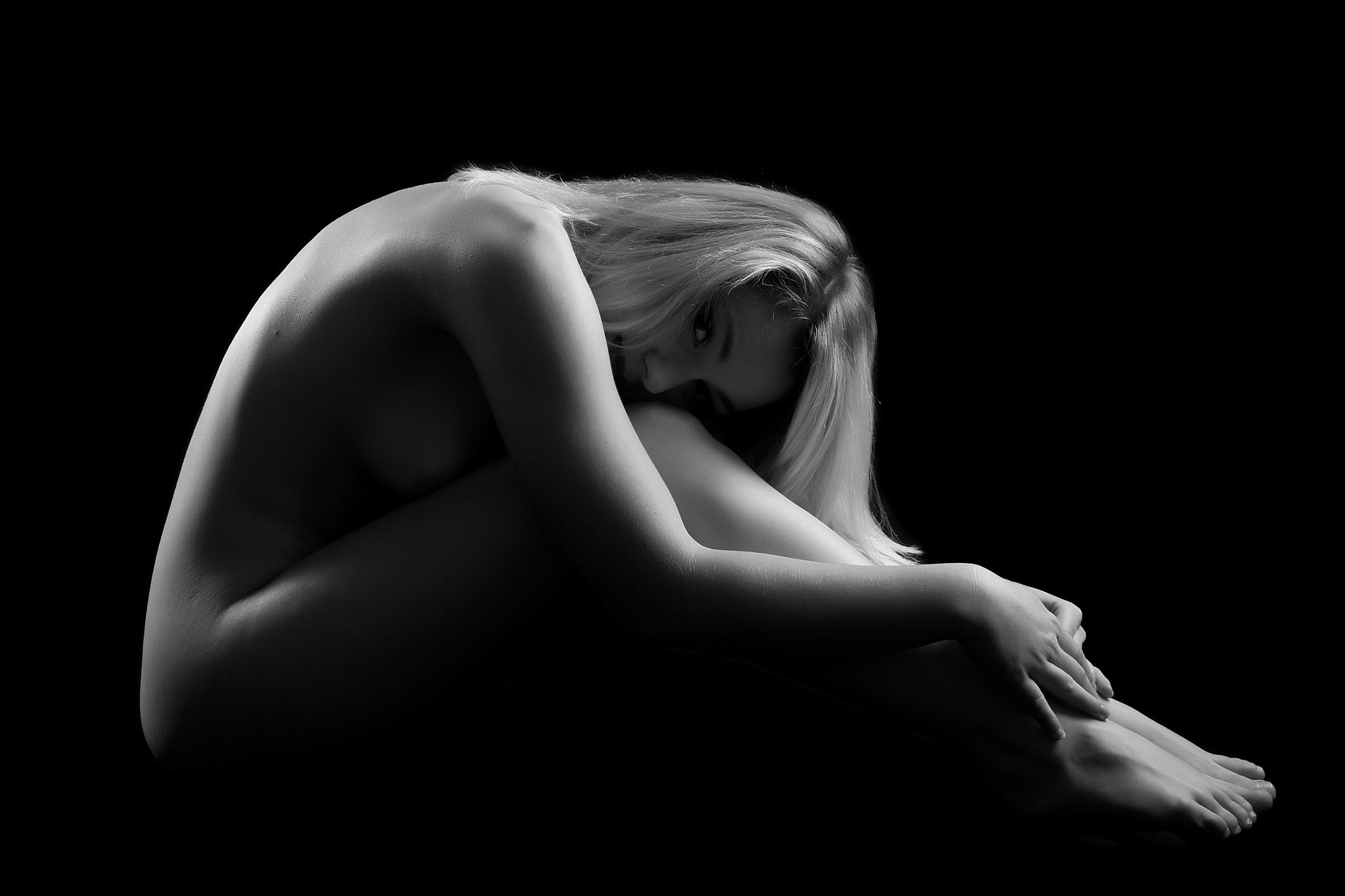 Photograph Nude Woman by Alexandre Cicconi on 500px