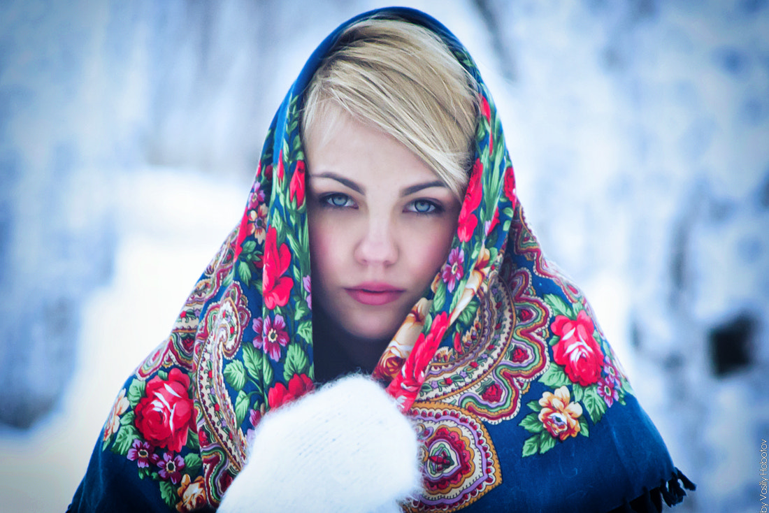 Photograph Siberian girl by Василий Хоботов on 500px