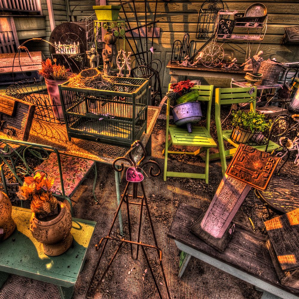 Photograph Luckett's Store by Mark Routt on 500px
