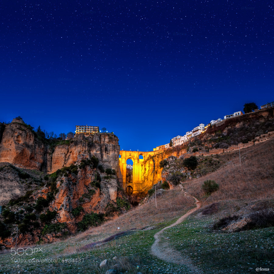 Photograph The village of Ronda in Andalusia, Spain.  by F Levente on 500px