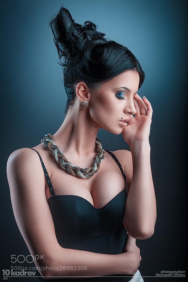 Photograph Lena by Chistov Gennadiy on 500px