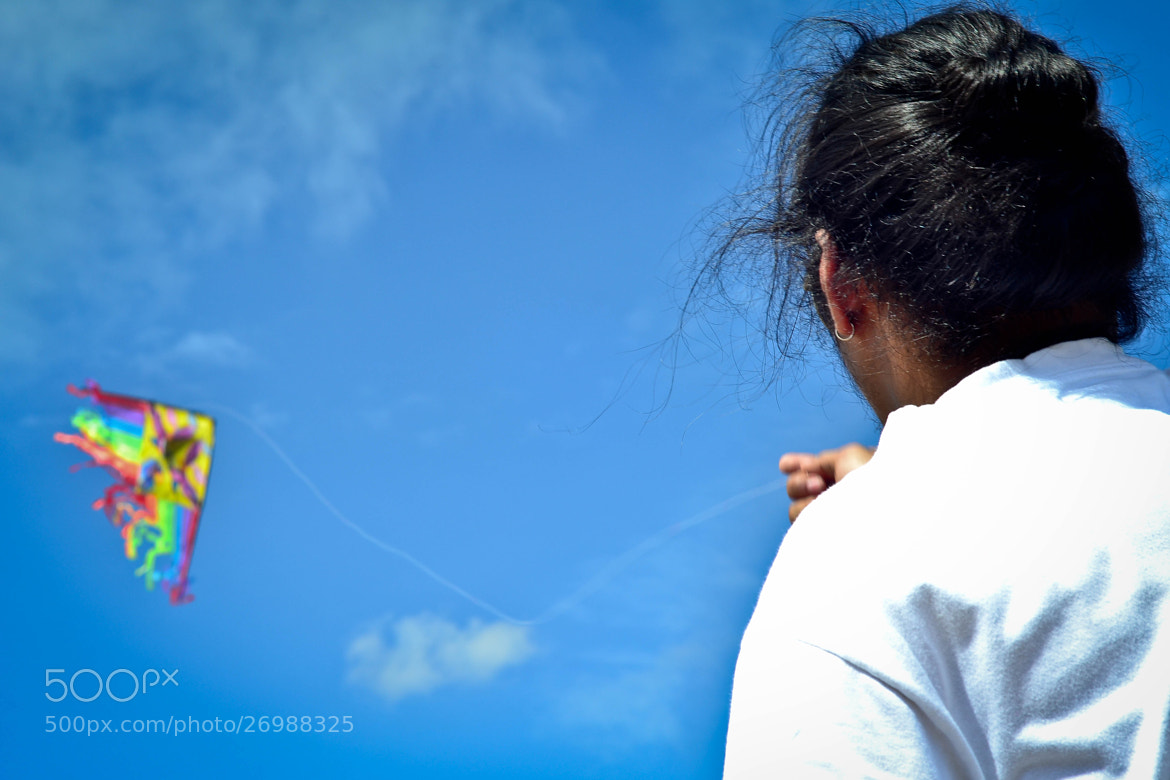 Photograph kite is more fun by Anthony Teodoro on 500px