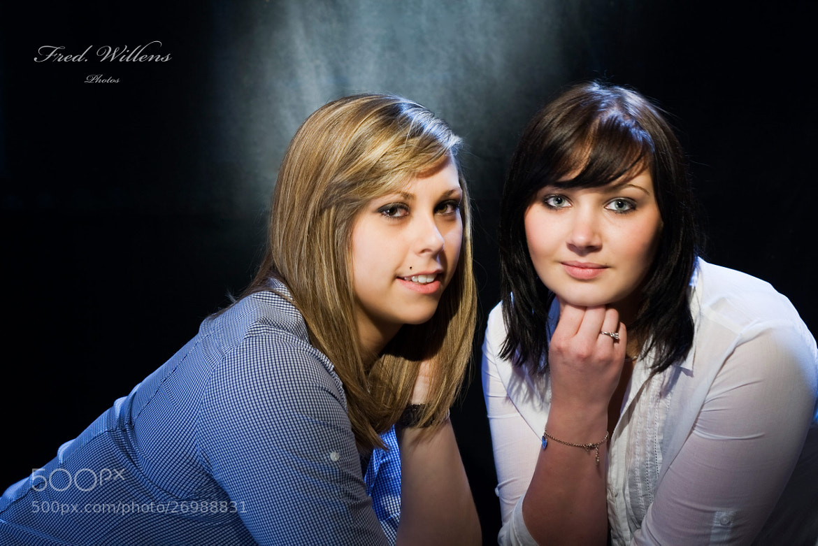 Photograph Les copines by Fred Will on 500px