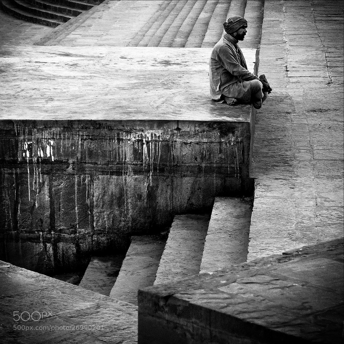Photograph Indian loneliness by Patrice Carré on 500px
