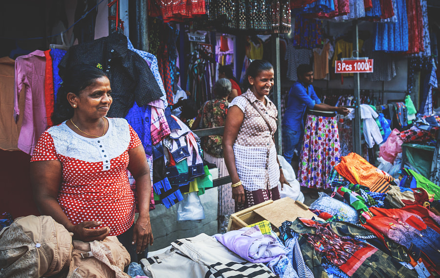 Shopkeepers, Maharagama, Sri Lanka #3 by Son of the Morning Light on 500px.com
