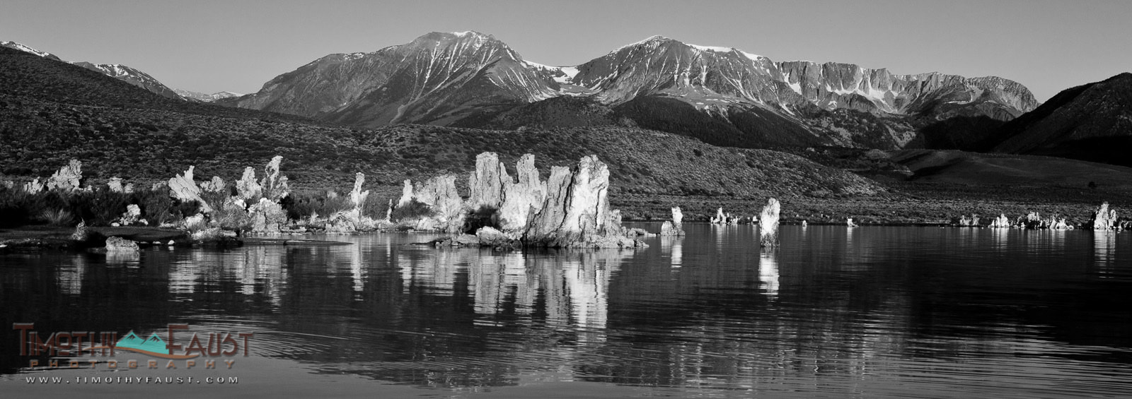 Photograph Mono Lake by Timothy Faust on 500px