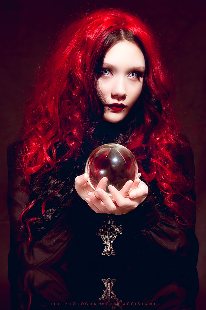 Photograph Red Witch by Pete Tynan on 500px