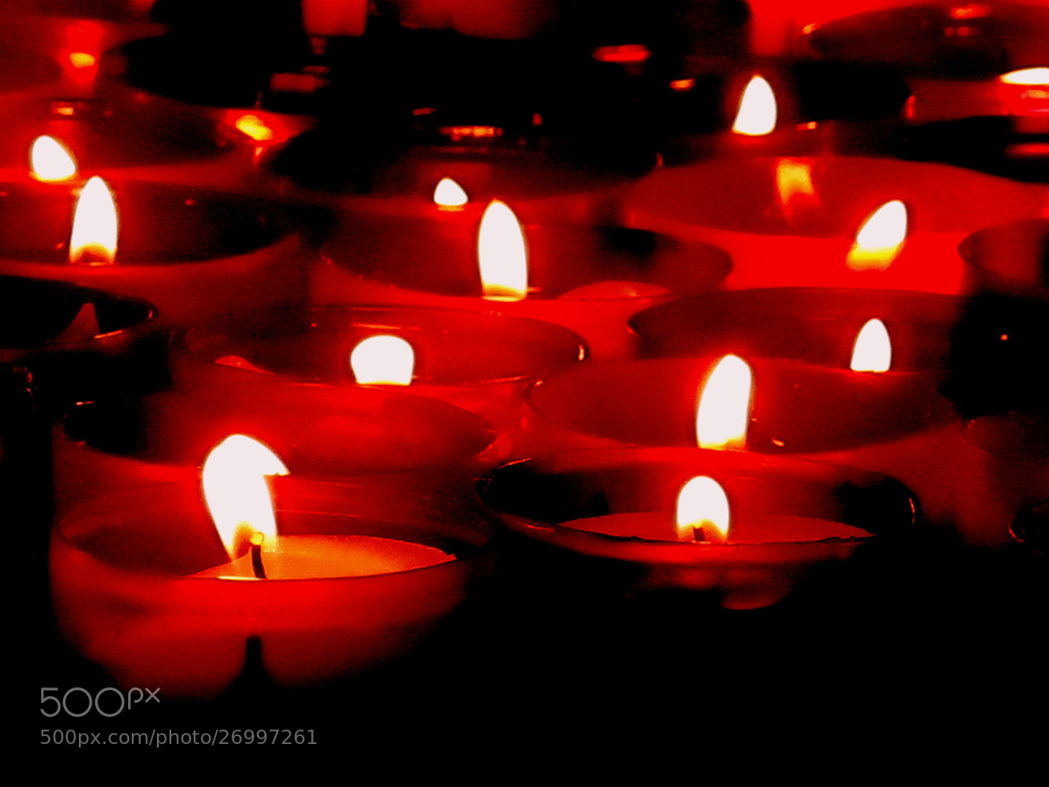 Photograph Candlelights by Kaya Energin on 500px