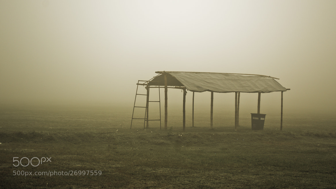 Photograph Early morning shelter by Saurabh Soni on 500px