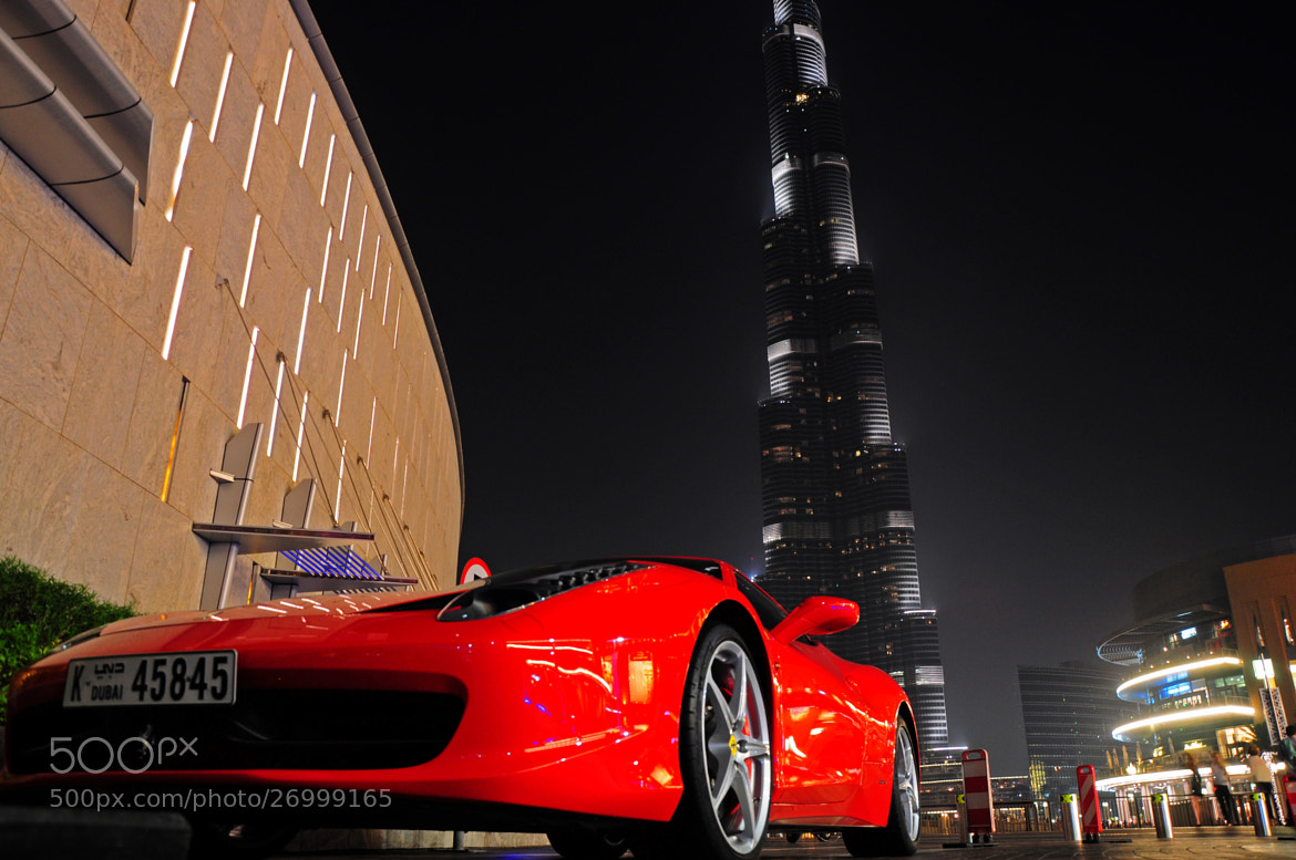 Photograph Parking in Dubai by Shaun Fernandes on 500px
