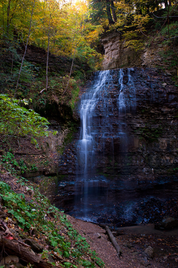 Photograph Tiffany Falls - Hamilton, ON by Mike Last on 500px