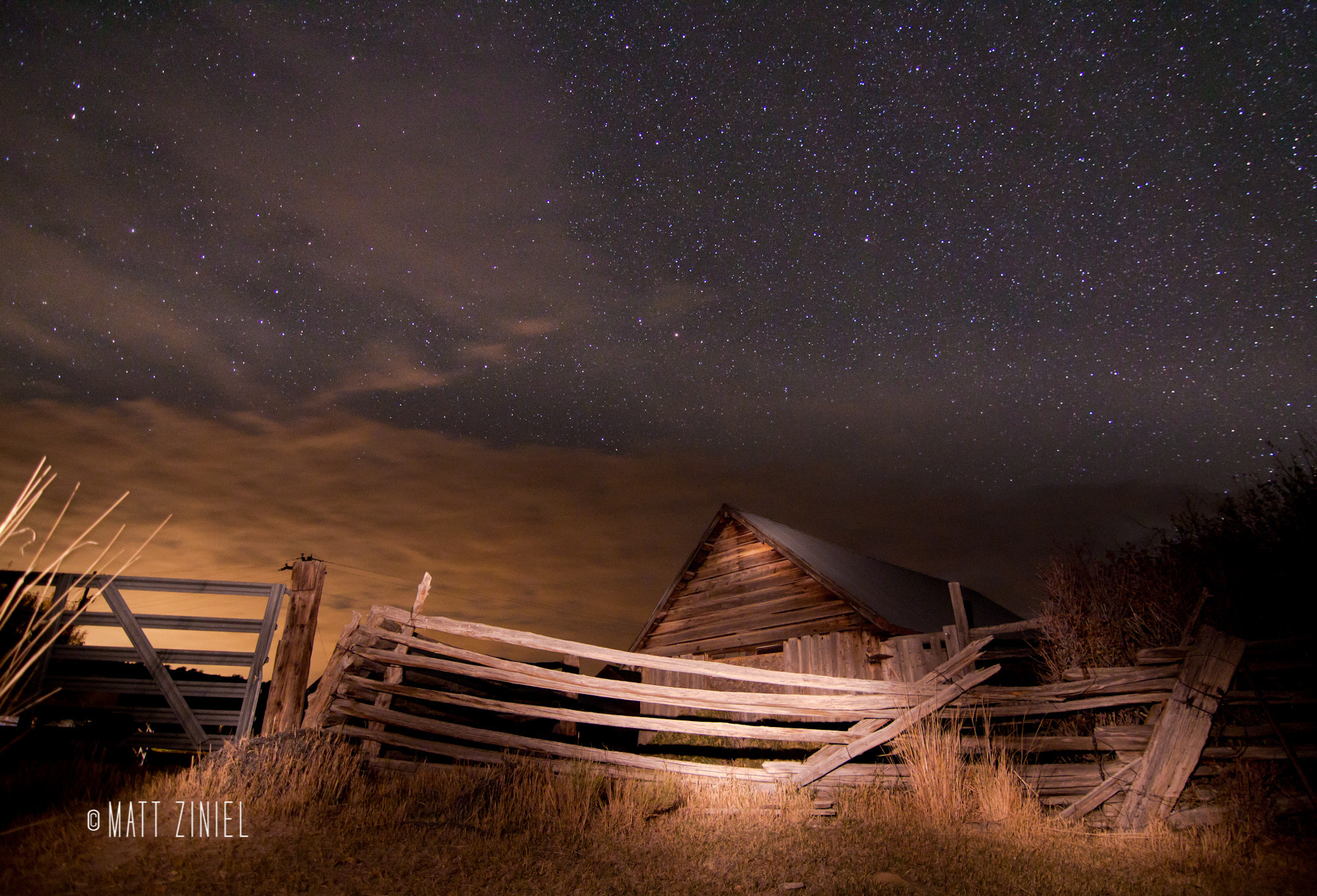 Photograph Wyoming Ranch by Matt Ziniel on 500px