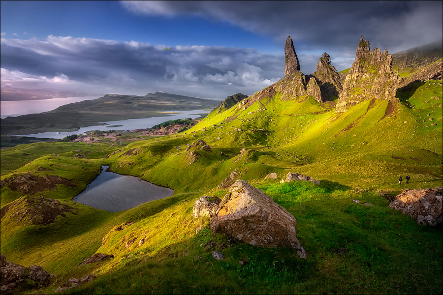 Old Man of Storr by Georg Scharf on 500px.com