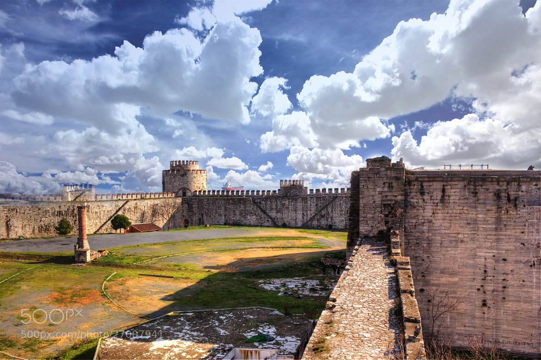 Photograph Walls of history .. by Serdar Gür on 500px