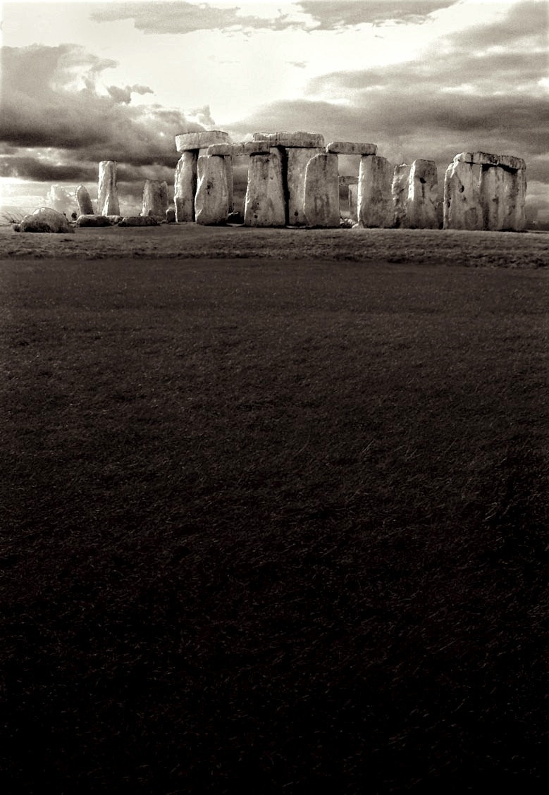 Photograph tall, dark, and stonehenge by Mister Mark  on 500px