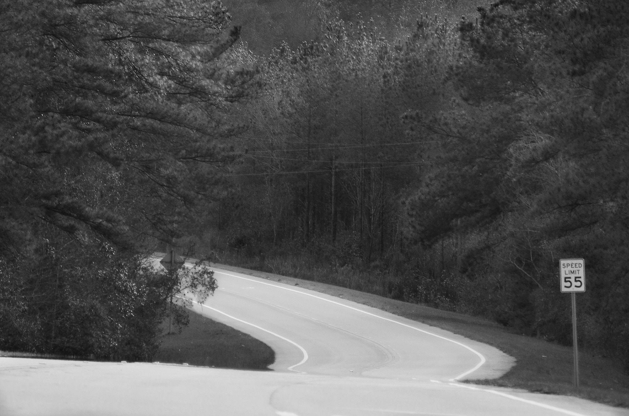 Photograph Curves Ahead by David Tapia on 500px