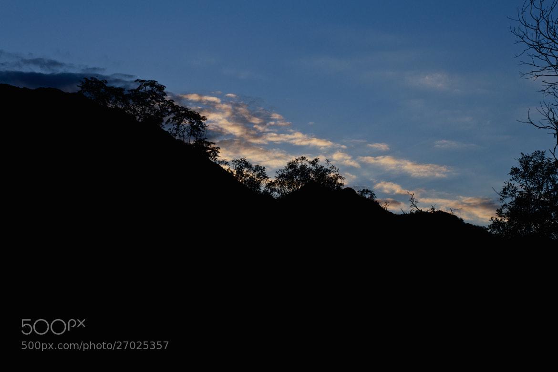 Photograph Sundown in Pan de Azucar by Jose  Ferreyra on 500px