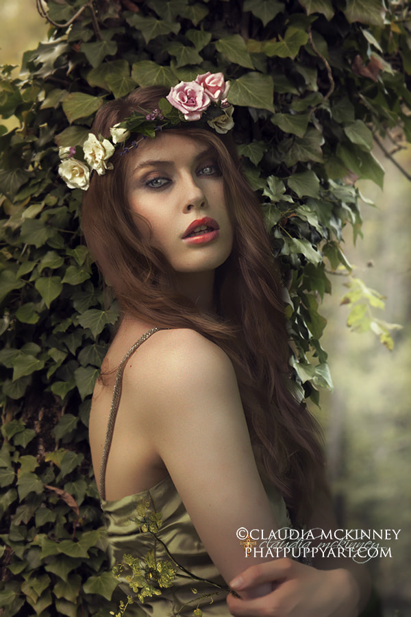 Photograph Fae by Phatpuppy Art on 500px