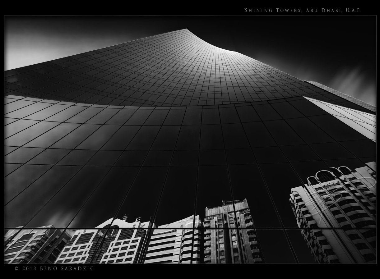 Photograph SHINING TOWERS by Beno Saradzic on 500px