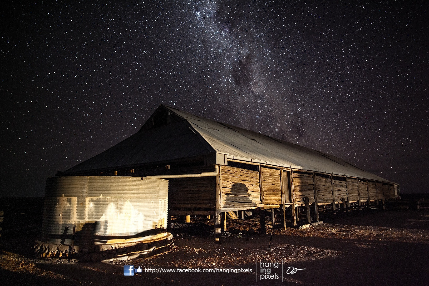 Photograph Day 4 - Mungo Woolshed by Oat Vaiyaboon on 500px